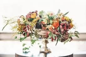 thanksgiving arrangements centerpieces 38 flower ideas for your thanksgiving centerpiece