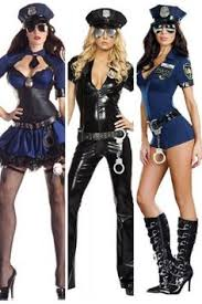 Sexiest Halloween Costumes Police Officer Sheriff Hottie Halloween Costume