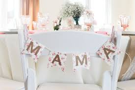 baby shower table settings vintage southern garden themed baby shower