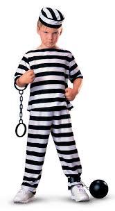 costumes halloween party city jailbird child costume criminal u0026 convict costumes pinterest