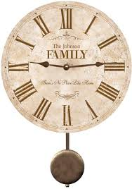 Personalized Clocks With Pictures 18 Best Family Clock Images On Pinterest Family Clock Wall