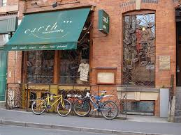 earth cafe manchester vegetarian cafe and juice bar food