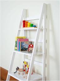 ladder shelf desk white leaning ladder shelf diy ladder shelf ana