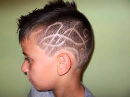haircut design for kids silviano style 2013 youtube