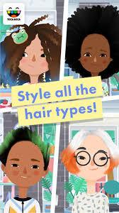 toca boca hair salon me apk toca hair salon 3 apk 1 2