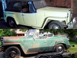 willys jeepster which one to buy willys jeepster showdown