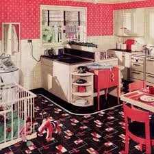 retro kitchen decorating ideas 13 best vintage kitchens images on floating island