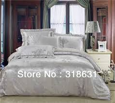 silver bedding sets sequin plush comforter set black and white