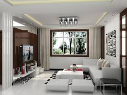 modern home living room decorating idea inexpensive contemporary
