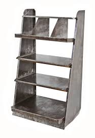 Display Shelving by Oversized C 1930 U0027s American Antique Industrial Standard Cold