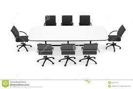 Office Chair Vector Side View Table And Chairs Top View
