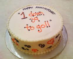 1st wedding anniversary gift ideas 1st year anniversary cake beth anns creative ideas