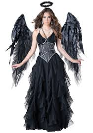 tinkerbell halloween costumes party city women u0027s dark angel costume dark angel costume costumes and