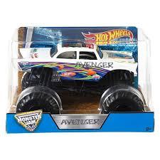 wheels monster jam 1 24 avenger djw82 wheels