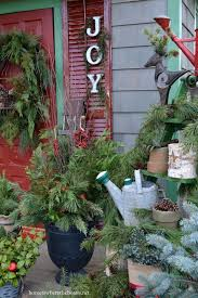 Outdoor Christmas Decor Joy by 70 Best Gardener U0027s Christmas Images On Pinterest Potting Sheds