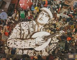 vik muniz the art of recycling and of the human spirit collater al
