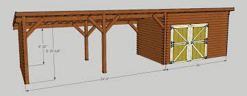 storage shed with carport should be able to put about 5 cords
