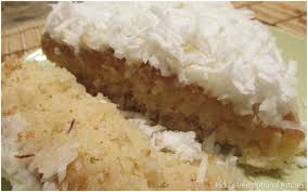Homemade Coconut Cake by Coconut Cake Basbousa Indu U0027s International Kitchen