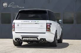 range rover pickup lumma news clr sr conversion based on range rover vogue