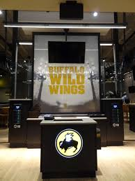 Buffalo Wild Wings Floor Plan by Buffalo Wild Wings Ashland Simonson Construction Services Inc