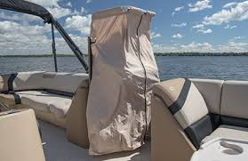Pontoon Changing Room Curtain Crestliner 240 Rally Pontoon 24 Foot Aluminum Pontoon Boat