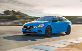 volvo trak volvo s60 polestar track test with video motor trend
