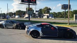 newest corvette zr1 2017 chevrolet corvette zr1 with jaguar f type svr and