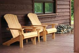 How To Protect Outdoor Wood Furniture by How To Prevent Water Damage When You U0027re Building Outdoors