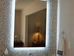 bathroom backlit bathroom mirror 26 architecture designs mirror