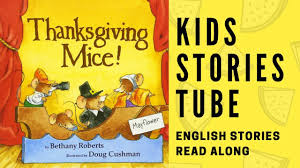 thanksgiving mice stories for children s books read