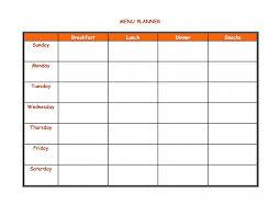 100 weekly food menu template weekly menu weekly meal plans 10