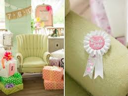 vintage bridal shower vintage bridal shower in mint and
