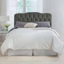 gray headboard beds u0026 headboards bedroom furniture the
