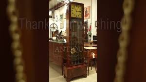 How To Transport A Grandfather Clock Antique Grandfather Clock Disassembly Moonee Ponds Antiques