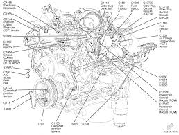 ford explorer engine parts diagram ford wiring diagram for cars