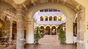 hotel ilunion merida palace merida spain youtube