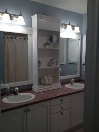 large bathroom mirror ideas best 25 large bathroom mirrors ideas on large