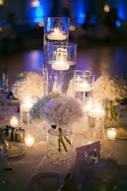 candle centerpieces for wedding the wedding guru 16 glowing candle centerpieces the