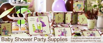 baby shower party supplies baby shower favors baby shower party favor ideas