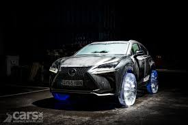 lexus nx turbo price malaysia lexus nx gets real ice wheels and tyres video cars uk