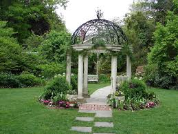 Easy Diy Garden Gazebo by Trying Some Diy Backyard Ideas To Get More Elegance