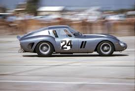 how many types of ferraris are there 1962 1963 250 gto supercars