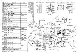 2001 toyota avalon fuse diagram toyota schematics and wiring