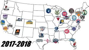 map of nba teams nba team logos through the years 1949 2018 70 years of nba