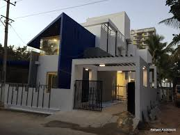 Residential House Plans In Bangalore Luxury U0026 Modern Villa Designs Bangalore By Ashwin Architects At