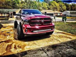 ram 1500 fog lights a different look at the dodge ram dual led pod lights ijdmtoy blog