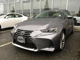 used lexus es vancouver new 2017 lexus is 300 for sale north vancouver bc