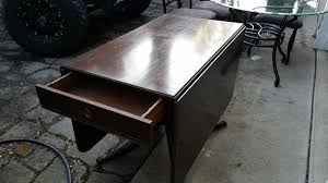 brandt furniture of character drop leaf table drop leaf table by brandt furniture in west chicago il