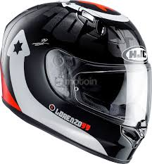 hjc helmets motocross hjc fg st lorenzo devil 99 replica integral helmet motoin de
