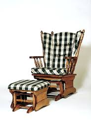 reclining glider rocker rocker glider ottoman cushions amico